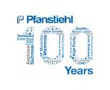Pfanstiehl Sponsor Section